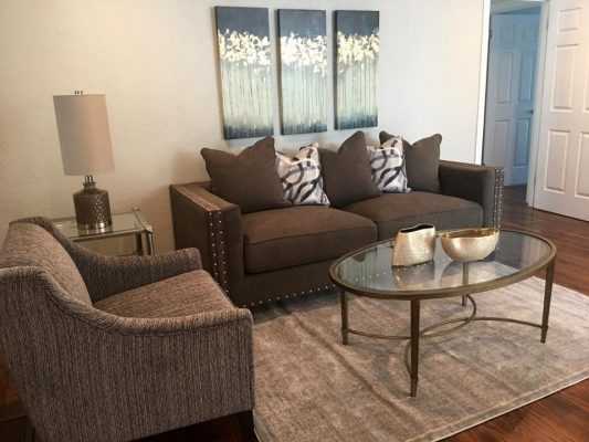 Home Staging Winter Garden